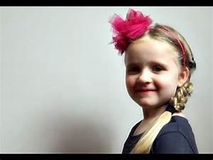 2 brze frizure za devojcice - YouTube