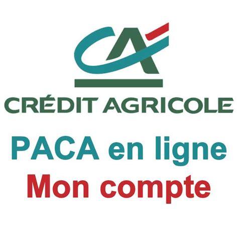 credit agricole paca en ligne mon compte
