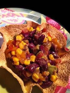 Recette Tacos Mexicain : tacos salade mexicaine recette salades pinterest ~ Farleysfitness.com Idées de Décoration
