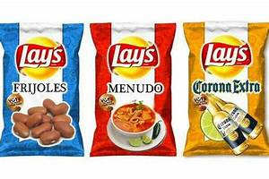 New Mexican flavor Lays chips | Yes! I'm a Mexican ...