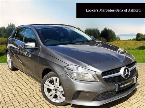 The dual clutch transmission is not overwhelmed by the power and torque and never irritatingly hesitates when entering a roundabout or exiting a side. Mercedes-Benz A Class A 180 D SPORT EXECUTIVE (grey) 2017-09-01 | in Ashford, Kent | Gumtree