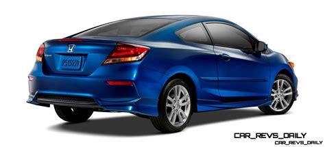 2014 Civic Ex-l Coupe With Genuine Honda Accessories