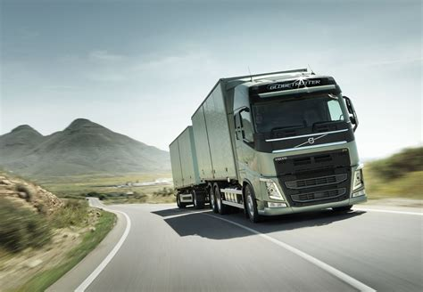 volvo transport truck volvo trucks launches positioning service for time