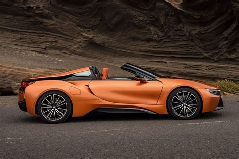 Bmw I8 Roadster Picture by Soft Top Hybrid 2018 Bmw I8 Roadster Revealed By