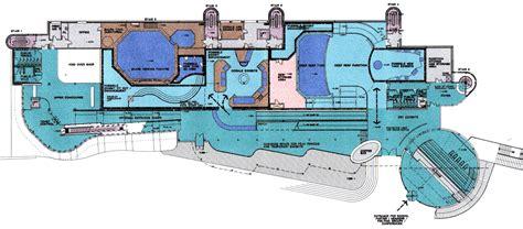national marine aquarium architecture lhc