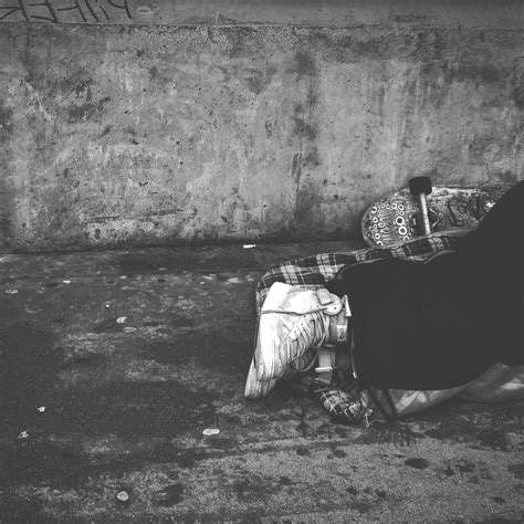 picture shoes homeless life man people person