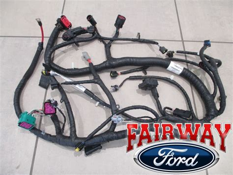 05 07 duty oem ford engine wiring harness 6 0l 11 4