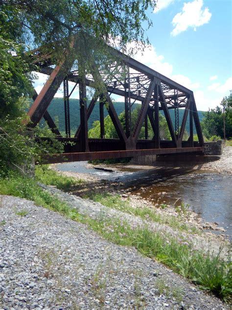 bridgehuntercom hyndman railroad bridge