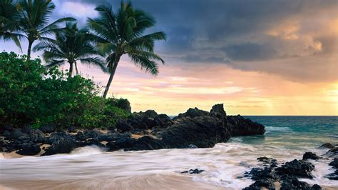 Hawaii Secret Beache Wallpapers