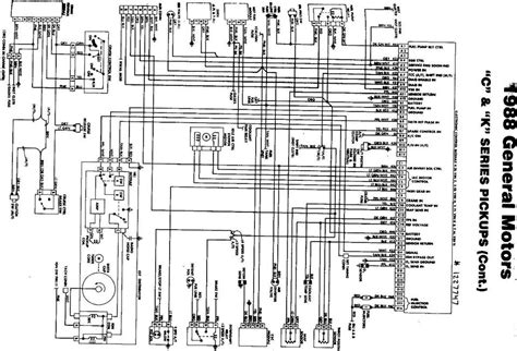 88 Chevy Truck Wiring Diagram by 1989 Chevy Truck Wiring Diagram Ehotpics