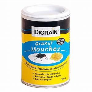 Produit Pour Tuer Les Mouches : produit anti mouche digrain granul mouches eradicateur ~ Premium-room.com Idées de Décoration