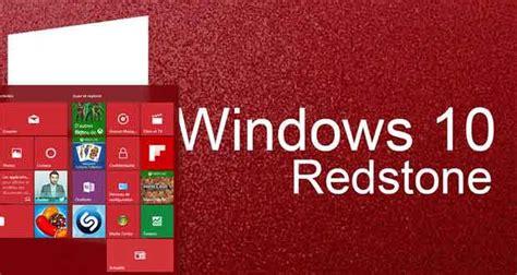 redstone ls plus 1710 windows 10 redstone rs1 et rs2 nouveaut 233 s pr 233 vues en juin