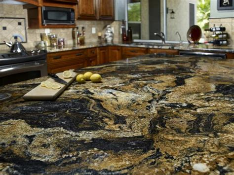 kitchen countertops granite colors granite kitchen countertop hgtv 4320