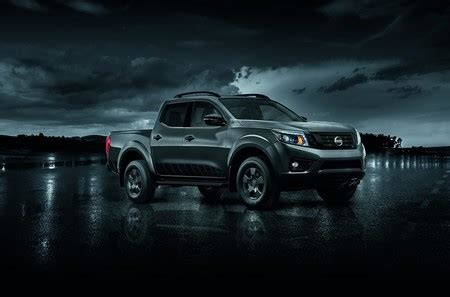 nissan np frontier le midnight edition en mexico