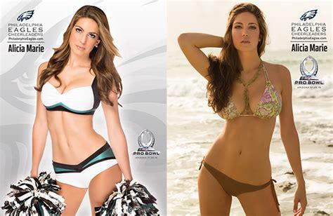 Alicia Marie!!! Philadelphia Eagles Cheerleader