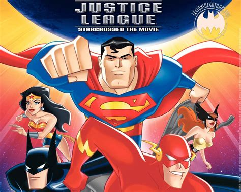 Justice League Animated Wallpaper - justice league unlimited wallpapers wallpaper cave