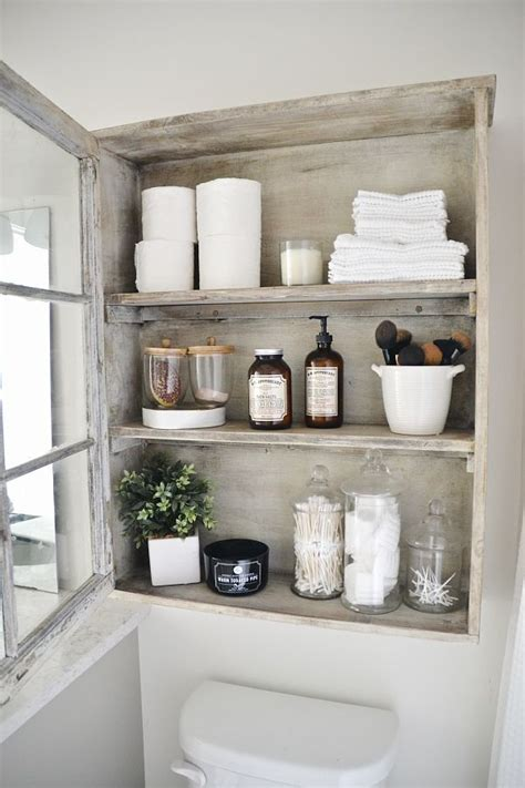 bathroom storage ideas toilet diy bathroom cabinet antique windows bathroom storage