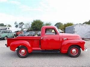 1950 Gmc 100 Shortbed 1  2 Ton Pickup Truck 6 Cyl  Manual 3