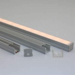 Led Strip Profil : recessed led light strip led alu profile ~ Buech-reservation.com Haus und Dekorationen