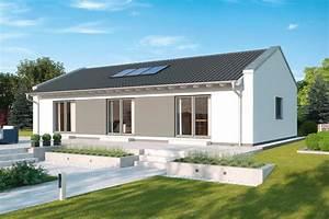Moderne Häuser Mit Grundriss : fertighaus bungalow mit satteldach dordogne gussek haus ~ Bigdaddyawards.com Haus und Dekorationen