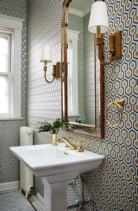 wallpaper in bathroom ideas contemporary bathroom wallpaper room design ideas