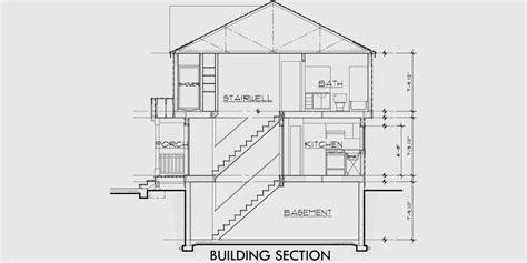 daylight basement floor plans duplex house plans small duplex house plans duplex plans