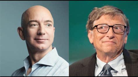 Amazon founder Jeff Bezos briefly dethrones tech ...