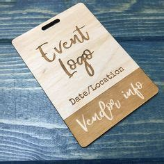 cvent custom template cvent name tag custom printed exhibitor credintial event