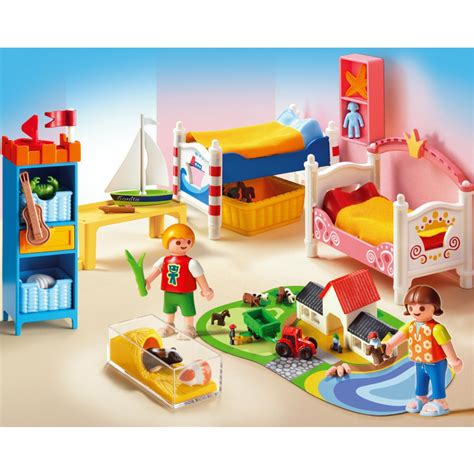 chambre playmobil playmobil grande mansion childrens room 5333 20 00