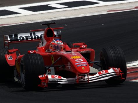 rubens barrichello scuderia ferrari fia formula world championship