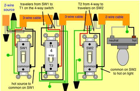 Electrical Way Switch Problem Doityourself