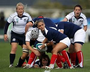 France v Scotland - IRB Women's Rugby World Cup 4 of 11 ...