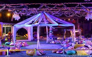 Foto: Luxo e brilho na decoração da Festa Indiana - fotos