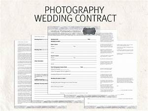 wedding photography contract business forms flowers editable With wedding photography forms and contracts