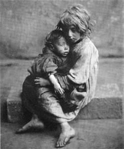 Orphaned Street Children