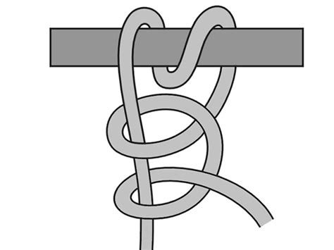 Boat How Many Knots by How To Tie A Boat Dock Knot A Jke