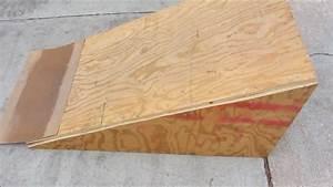 How to build a skate ramp/kicker - YouTube
