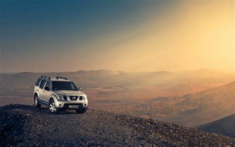 nissan pathfinder  hill top wallpapers nissan