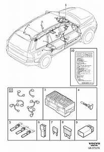 2004 Volvo Xc90 Fuse Box  Cem