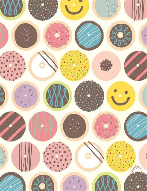 1125 x 1125 png 374 кб. Wallpaper ~ Donuts ~ Pattern | Pattern wallpaper, Cute wallpaper for phone, Wallpaper