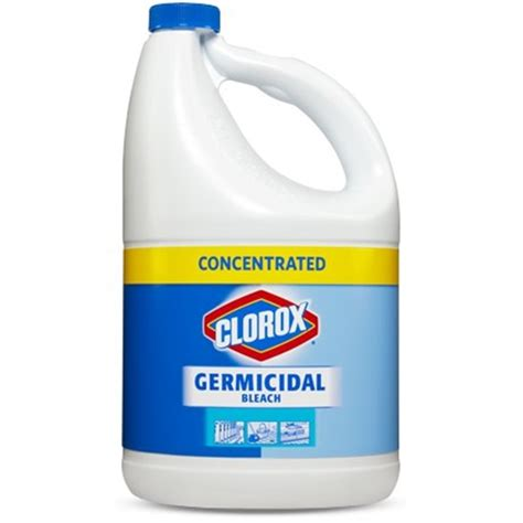 Clorox Germicidal Bleach at HealthyKin.com