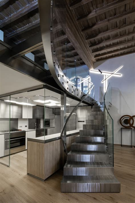 outstanding industrial staircase designs youll