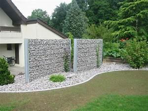 Gartenmauern Und Sichtschutz Von Steiner Hrlimann