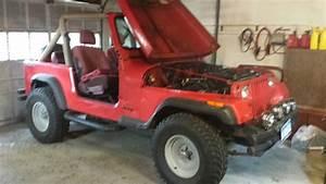 1989 Jeep Wrangler Base Sport Utility 2