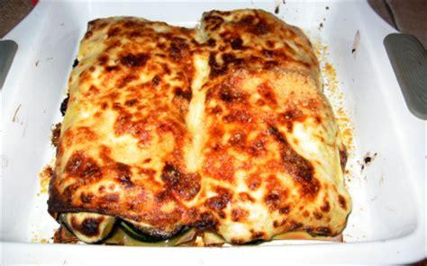 courgette cuisiner recette lasagnes potiron courgette 750g