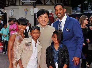 Will Smith and Jackie Chan Photos Photos - Karate Kid - UK ...