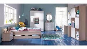 Jugendzimmer Weiß Hochglanz : jugendzimmer 2 calisma wei hochglanz lackiert esche ~ Orissabook.com Haus und Dekorationen