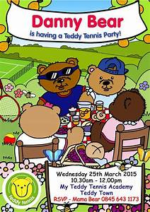 Birthday Parties | Teddy Tennis United Kingdom