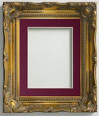 gold picture frames Frame Company Langley Range Ornate Gold Picture Photo Frames with Mount | eBay