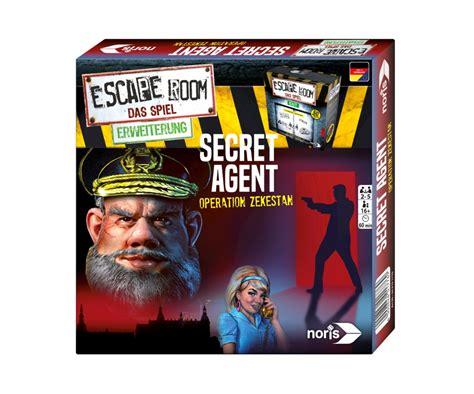 Escape Room Secret Agent  Escape Room  Brands Brands
